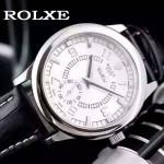 ROLEX-046-03 勞力士進口石英機芯礦物耐磨玻璃男士腕表