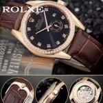 ROLEX-045-011 勞力士8218全自動瑞士機芯頂級藍寶石鏡面男士腕表