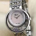 Chopard-034-04 蕭邦香水珠寶範冰冰同款瑞士機芯系列手表