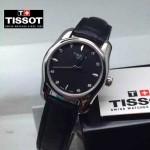 TISSOT-T023-03 名媛必備日本石英機芯藍寶石水晶玻璃女士腕表