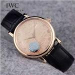 IWC-067-03 萬國波濤菲諾系列瑞士2824機芯男士腕表