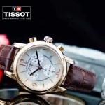 TISSOT-T064-07 名媛必備日本石英機芯藍寶石水晶玻璃女士腕表