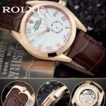 ROLEX-045-01 勞力士8218全自動瑞士機芯頂級藍寶石鏡面男士腕表