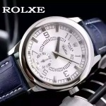 ROLEX-046-01 勞力士進口石英機芯礦物耐磨玻璃男士腕表