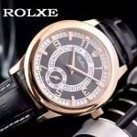 ROLEX-046-07 勞力士進口石英機芯礦物耐磨玻璃男士腕表