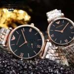 ARMANI-196-01 阿瑪尼最新進口石英機芯情侶款手表