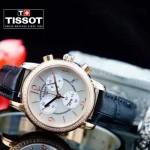 TISSOT-T064-03 名媛必備日本石英機芯藍寶石水晶玻璃女士腕表