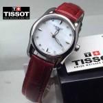 TISSOT-T023-02 名媛必備日本石英機芯藍寶石水晶玻璃女士腕表