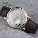 IWC-067-02 萬國波濤菲諾系列瑞士2824機芯男士腕表