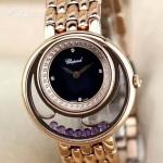 Chopard-034-02 蕭邦香水珠寶範冰冰同款瑞士機芯系列手表