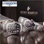 Longines-92-02 浪琴典藏系列酒桶形手表經典原裝進口石英機芯情侶對表