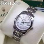 ROLEX-048-02 勞力士新款女裝日誌型瑞士2824機芯女士腕表