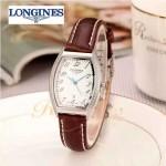 Longines-93-04 浪琴典藏系列酒桶形手表經典原裝進口石英機芯女士腕表