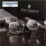 Longines-92-08 浪琴典藏系列酒桶形手表經典原裝進口石英機芯情侶對表