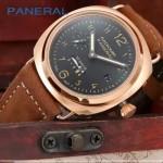 PN1197-05 沛納海全自動機械機芯10天動能儲存男士腕表