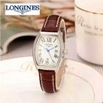 Longines-93-06 浪琴典藏系列酒桶形手表經典原裝進口石英機芯女士腕表