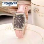 Longines-93-011 浪琴典藏系列酒桶形手表經典原裝進口石英機芯女士腕表