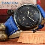 PN1197-07 沛納海全自動機械機芯10天動能儲存男士腕表