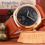 PN1197-01 沛納海全自動機械機芯10天動能儲存男士腕表