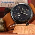 PN1197-010 沛納海全自動機械機芯10天動能儲存男士腕表