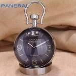 PN1198 專櫃限量版RADIOMIR系列PAM00581閃亮銀小座鐘P5000手動機械腕錶