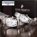 Longines-92-09 浪琴典藏系列酒桶形手表經典原裝進口石英機芯情侶對表