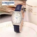 Longines-93-07 浪琴典藏系列酒桶形手表經典原裝進口石英機芯女士腕表