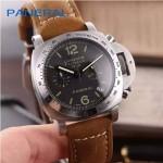 PN1199-5 時尚女士閃亮銀黑底配磨砂牛皮錶帶進口石英腕錶