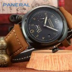 PN1197-08 沛納海全自動機械機芯10天動能儲存男士腕表