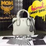 MCM-027-06 潮流時尚新款唐嫣同款原版皮小號手提斜背包