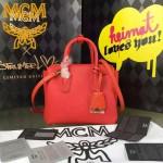 MCM-027-07 潮流時尚新款唐嫣同款原版皮小號手提斜背包