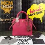 MCM-027-08 潮流時尚新款唐嫣同款原版皮小號手提斜背包