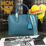 MCM-026-05 潮流時尚新款唐嫣同款原版皮手提斜背包