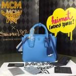 MCM-027-01 潮流時尚新款唐嫣同款原版皮小號手提斜背包