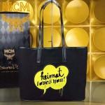 MCM-033 潮流時尚新款純手工繡花雙面購物袋