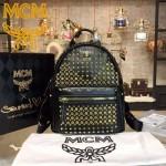 MCM-032 潮流時尚新款滿天星雙肩包