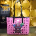 MCM-033-01 潮流時尚新款純手工繡花雙面購物袋