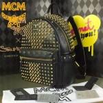 MCM-023-01 潮流時尚新款Y鉆滿天星系列雙肩包