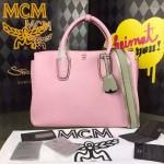 MCM-026-03 潮流時尚新款唐嫣同款原版皮手提斜背包