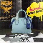 MCM-027-05 潮流時尚新款唐嫣同款原版皮小號手提斜背包
