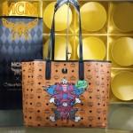 MCM-033-03 潮流時尚新款純手工繡花雙面購物袋