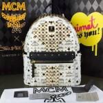 MCM-023-07 潮流時尚新款Y鉆滿天星系列雙肩包