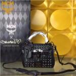 MCM-036-03 人氣熱銷新款帶鉆手提斜挎兩用小凱莉包