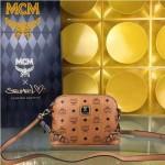 MCM-048 潮流時尚新款MCM斜背貝殼包