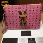 MCM-055-05 人氣熱銷MCM新款兔子系列手拿包