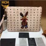 MCM-055 人氣熱銷MCM新款兔子系列手拿包