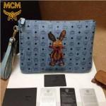 MCM-055-01 人氣熱銷MCM新款兔子系列手拿包