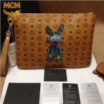 MCM-055-02 人氣熱銷MCM新款兔子系列手拿包