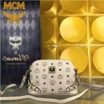 MCM-048-03 潮流時尚新款MCM斜背貝殼包