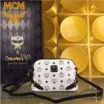 MCM-048-02 潮流時尚新款MCM斜背貝殼包